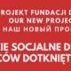 NABÓR WNIOSKÓW: Program wsparcia socjalnego