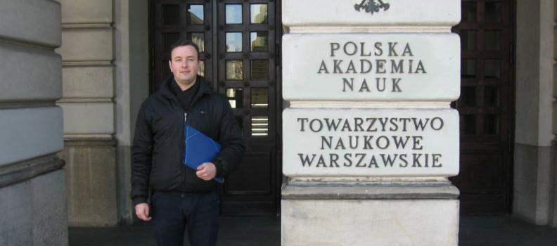 FdS Internship: meet Oleksandr!