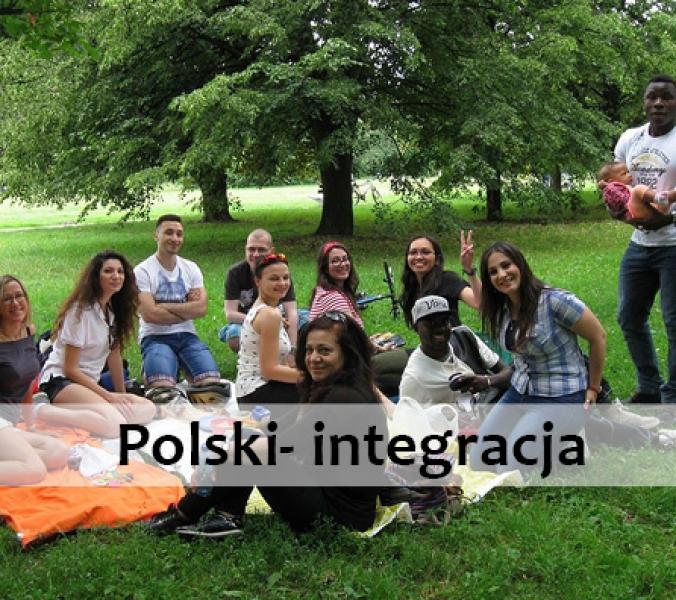 Kursy polskiego – integracja!