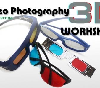 14 marca: wprowadzenie do fotografii 3D – warsztat Syaifula Bahriego